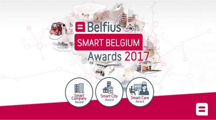 Belfius Smart Belgium Awards 2017 - Dauvister