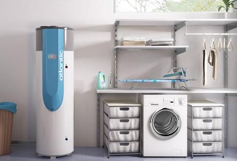 pompe chaleur eau chaude sanitaire atlantic odyss e 2. Black Bedroom Furniture Sets. Home Design Ideas