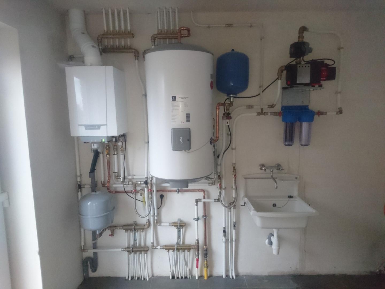 Installation Chaudière À Condensation chaudière condensation de dietrich